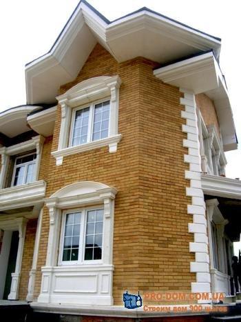 Декоративная минеральная штукатурка для фасадов