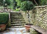 Как построить лестницу в саду