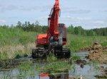 Машины для гидравлической разработки грунта