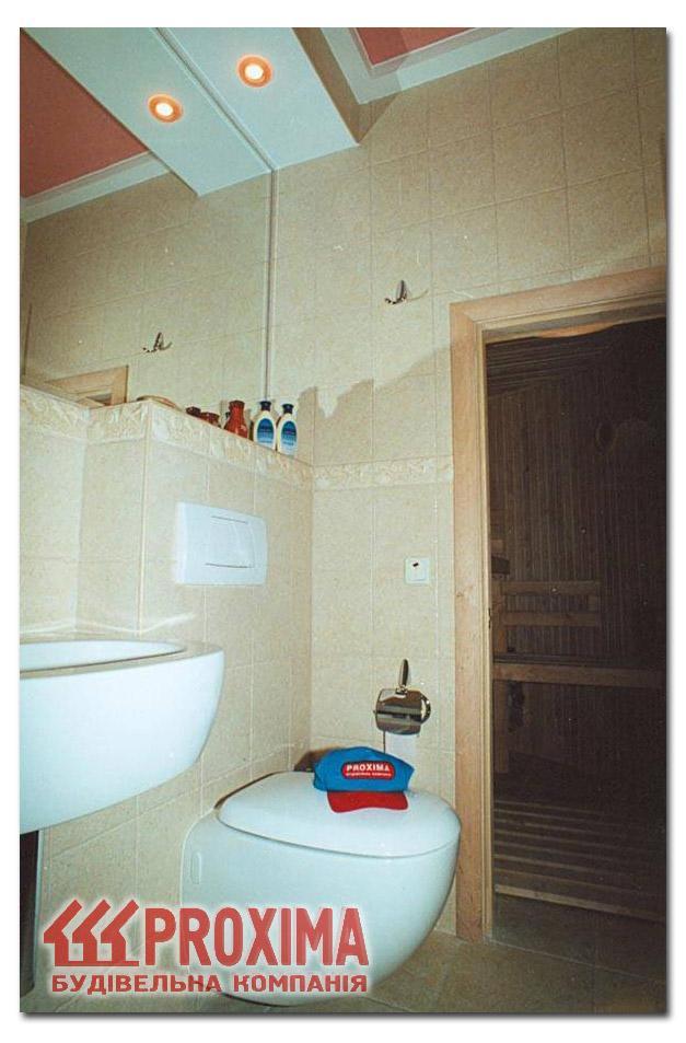 Строительство сауны в квартире и