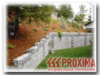 Технология устройства подпорных стен методом стена в грунте на площадке со сложным рельефом