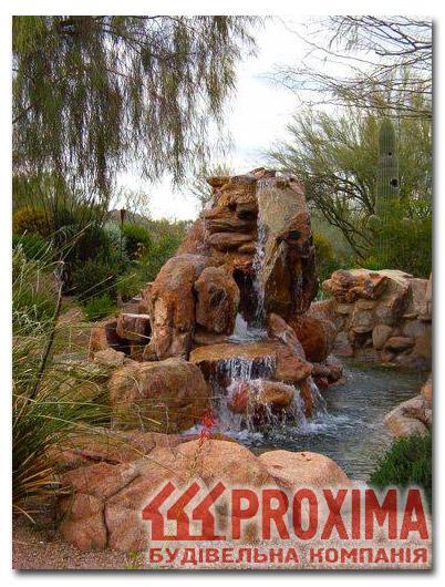Проектирование фонтана